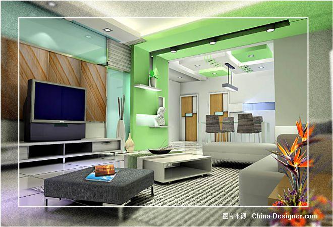 《样板房4》-设计师:韶关市品源装饰设计工程公司
