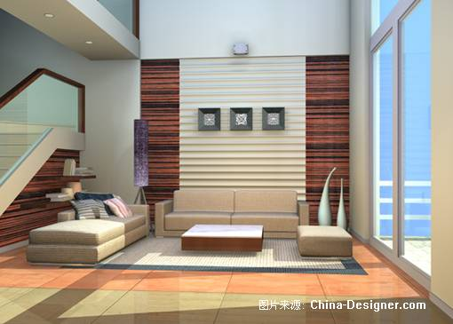 《海外星云》别墅偏厅-凌永凝的设计师家园-别墅