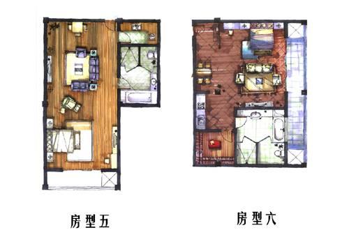 青年旅社-朱迪的设计师家园-住宅公寓