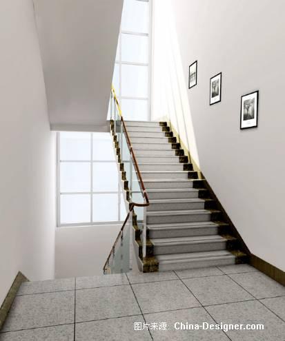楼梯间-陈鑫杰的设计师家园-住宅公寓