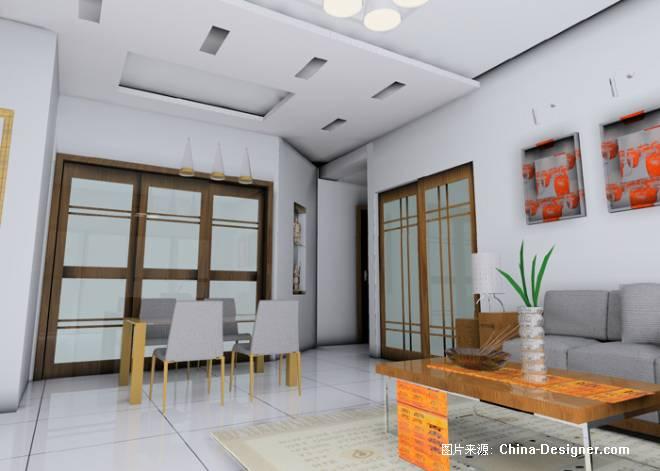 《餐厅小视觉40》-设计师:郑伟洋.设计师家园-设计