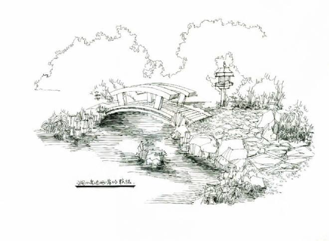 景观-湖心岛与两岸-v_0的设计师家园-其他