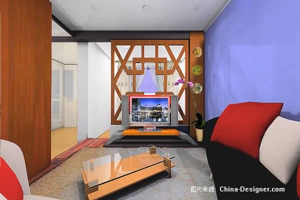 七十平米小户型设计-客厅篇-马旭的设计师家园-住宅公寓