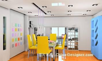 餐厅6666 DSP的设计师家园 一鸟设计