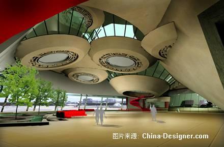 《蒙古族文化》-设计师:科尔沁