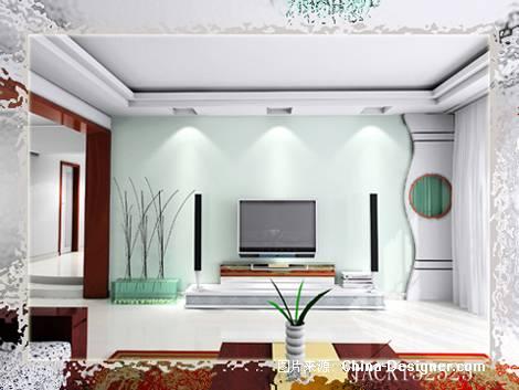 客厅-孙丰金的设计师家园-住宅公寓
