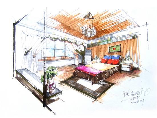 一点手绘图-石安邦的设计师家园-其他