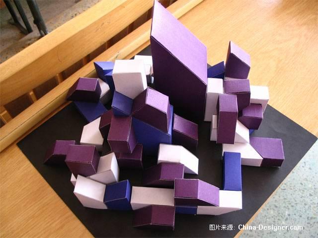 立体构成-劳俭柏的设计师家园-其他