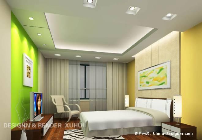 家庭装饰一角-徐辉的设计师家园-住宅公寓