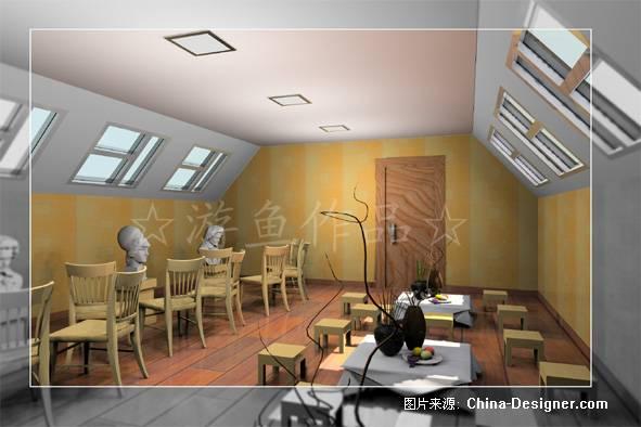画室效果-杨雨山的设计师家园-学校图片