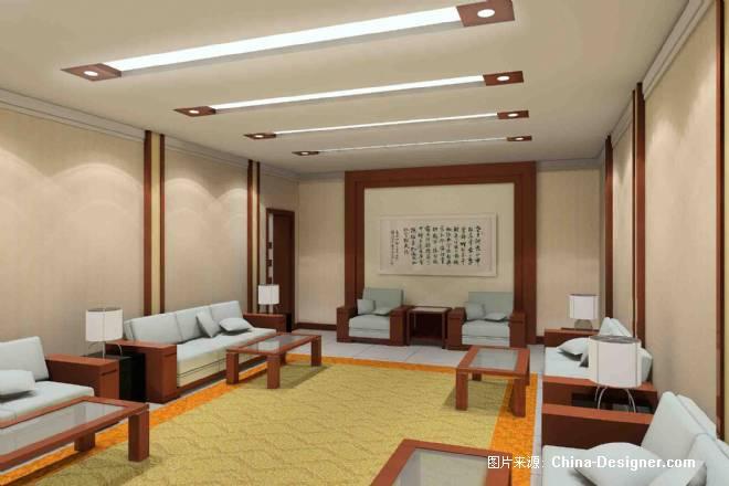 会议室设计方案-堡垒的设计师家园-办公楼