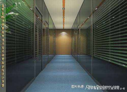 公共走廊-阿耿的设计师家园-办公楼
