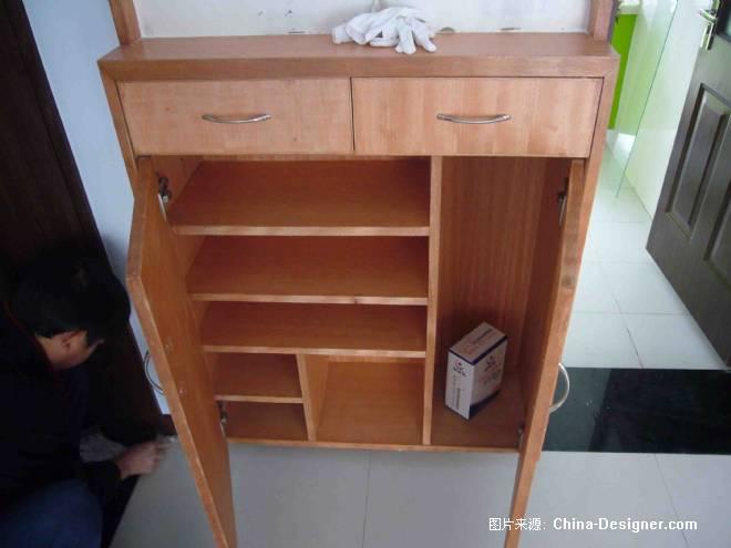 鞋柜内部结构-谭大军(谭建明)的设计师家园-住宅公寓