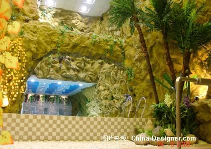 青海西宁热带雨林国际 叶文超的设计师家园 营造图片