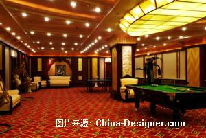 青海西宁热带雨林国际 设计师 叶文超 营造图片