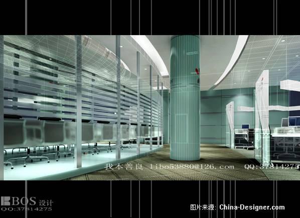 孵化基地科技楼-李波的设计师家园-中餐厅/中餐馆