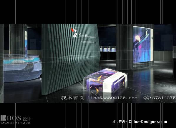 科技展厅-李波的设计师家园-日照阳光海岸
