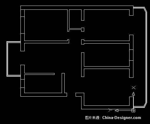 丁烷的空间结构图