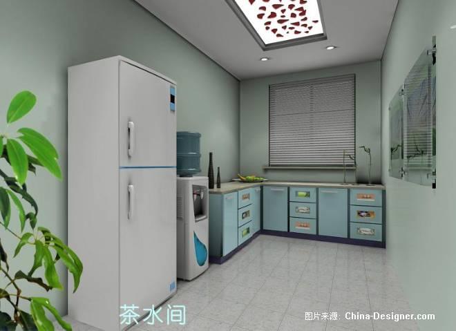 塑料厂门头+室内-徐浩洧的设计师家园-钢结构门头