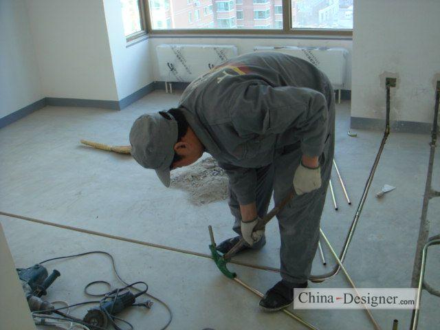 都会华庭电路改造工程-北京上元装饰装修公司装修公司家装公司装璜