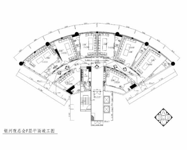 广州银河夜总会-猫猫的设计师家园-餐饮酒吧
