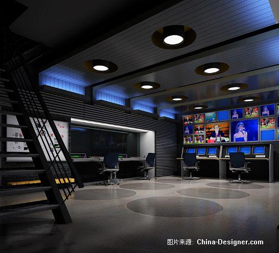 中国教育电视台演播厅