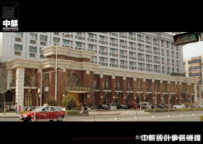 郑州月宝笙大酒店-何长江的设计师家园-欧式