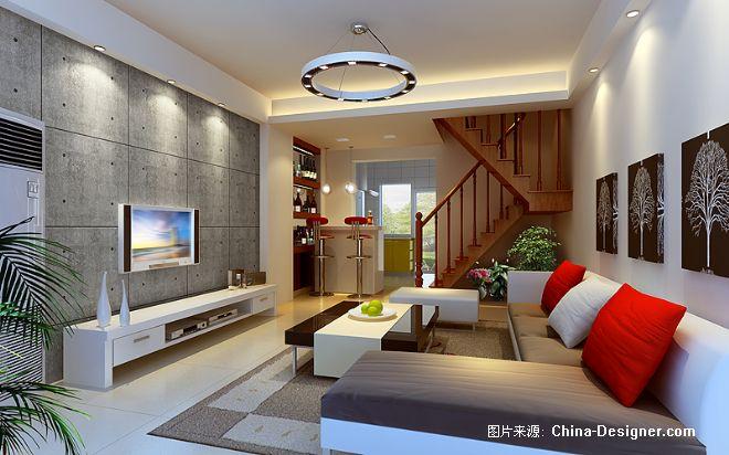 兴城丽景-陈娇的设计师家园-成都新空间