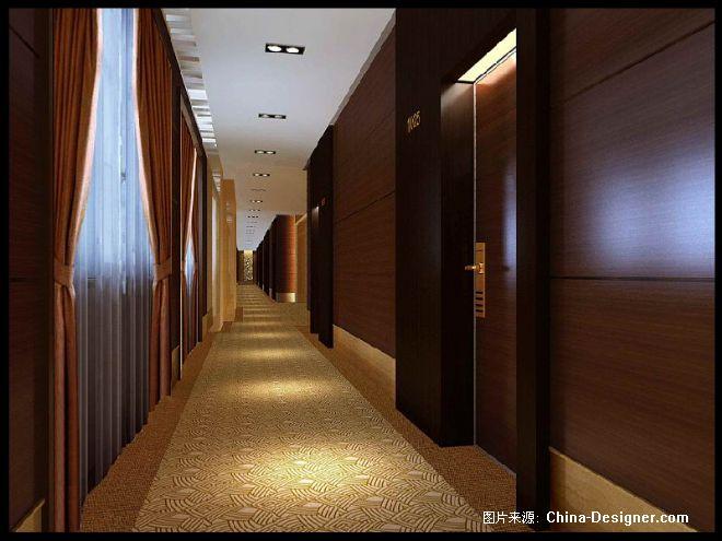 西安桃花岛大酒店2-张岩的设计师家园-第七届中国国际室内设计双年展