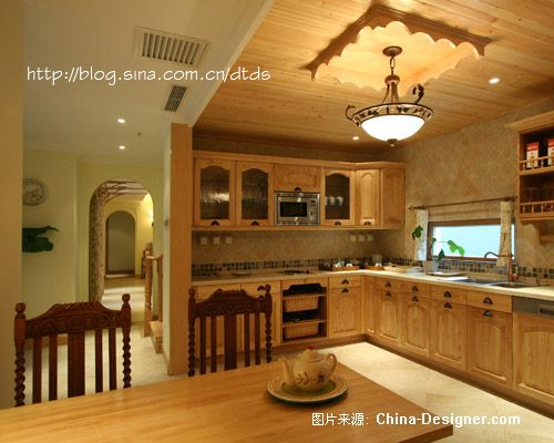 北京观唐别墅-李-内宅-陈大为的设计师家园-2009-2010中国家居设计