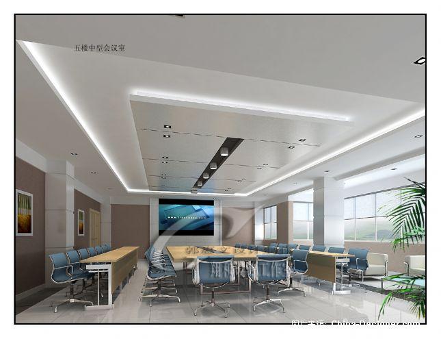 重庆大足人民医院行政教学楼室内装饰工程-郭惠文的设计师家园-现代