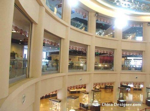 江苏省工艺美术馆室内设计-高祥生的设计师家园-沉稳,展览中心,展览馆