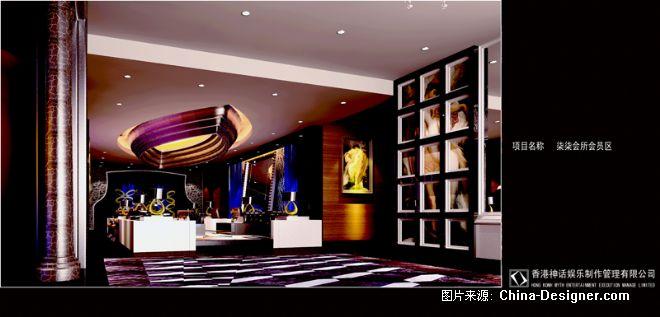 柒柒会所-陈永刚的设计师家园-200万以上,奢华,绚丽,中国最具商业价值