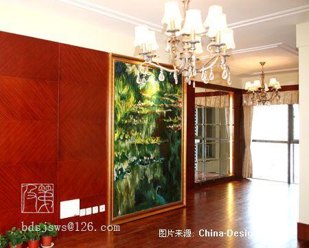 简装欧式样板房-邓及第的设计师家园:::山人板凳的师