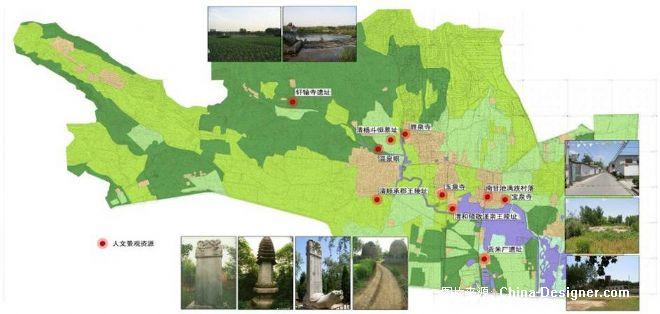 房山长沟镇域龙泉湖规划项目-北京雅木居园林景观设计工程有限公司的