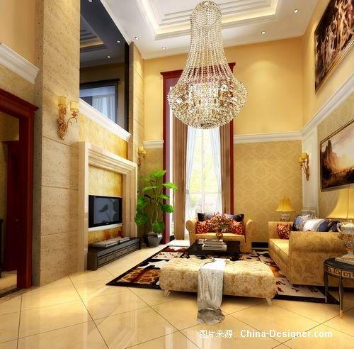 和平大道-尚伟平的设计师家园-奢华气派,欧式