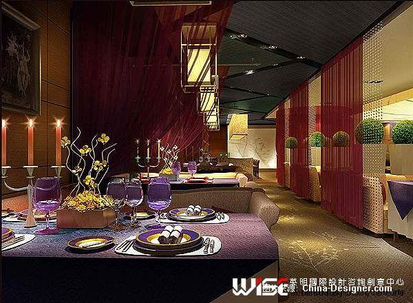 桃花岛大酒店-张岩的设计师家园-五星,商务酒店,新中式,现代