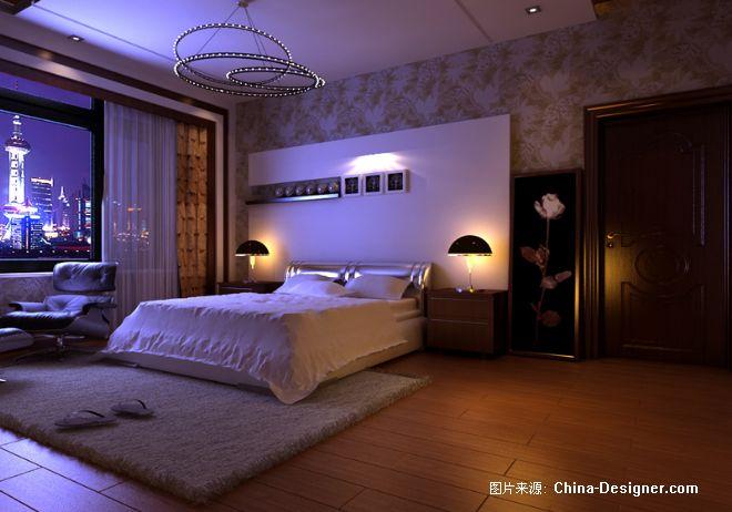 卧室床头形象墙图片