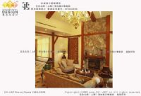 设计师家园-上海年华二期别墅样板房 室内设计工程