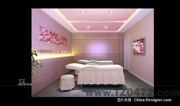 美容院-同筑装饰设计(上海)工作室的设计师家园-现代