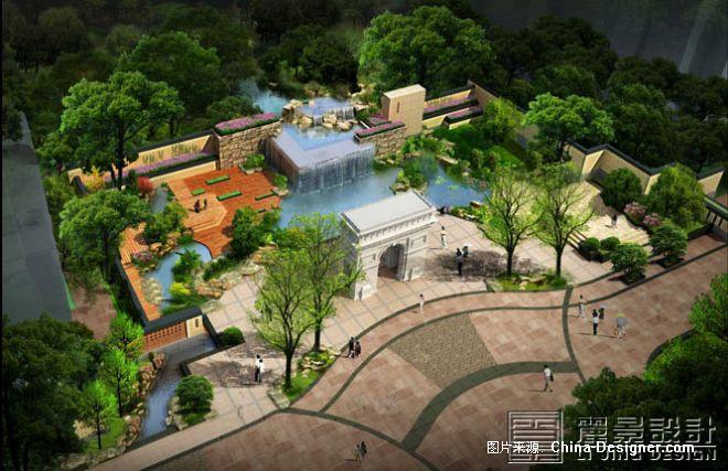 景观-丽景设计的设计师家园-田园,中式图片