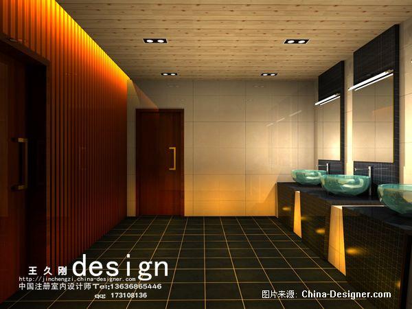 榆林银河大酒店(设计方案)-王久刚的设计师家园-绚丽,奢华,现代