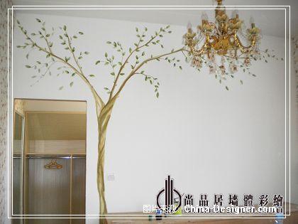 哈尔滨手绘墙