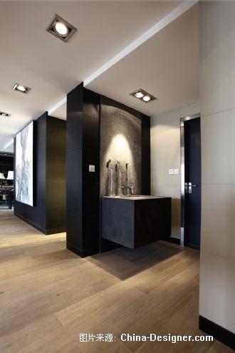 招商-江湾城样板间-谢柯的设计师家园-现代