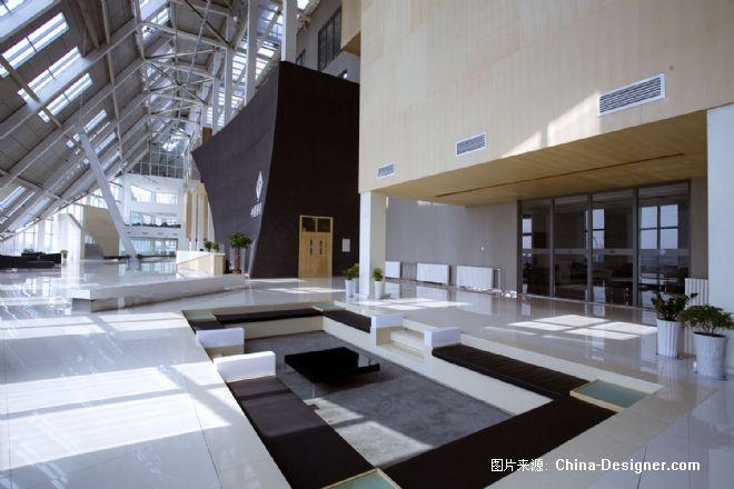 国电宁夏室内-刘红蕾的设计师家园-前台,办公楼,大厅,现代,金堂奖2010China-Designer中国室内设计年度评选