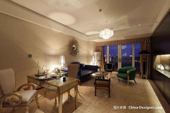 海南三亚凤凰岛国际度假养生中心-琚宾的设计师家园-金堂奖2010china