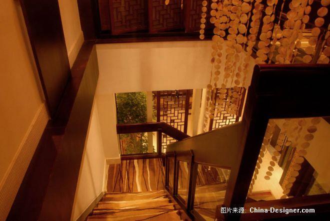 尚湖 会所-李明的设计师家园-第八届中国国际室内设计双年展