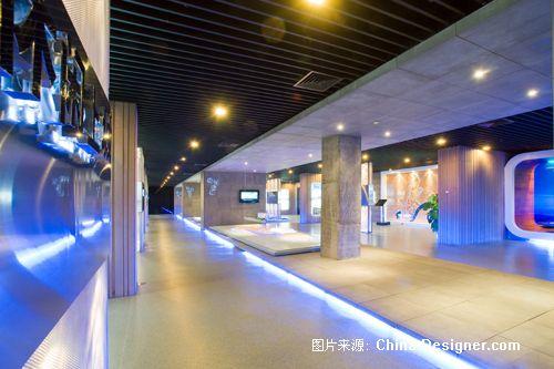 杭州市规划展览馆-李晖的设计师家园-金堂奖2010China-Designer中国室内设计年度评选,200万以上,奢华,绚丽,沉稳