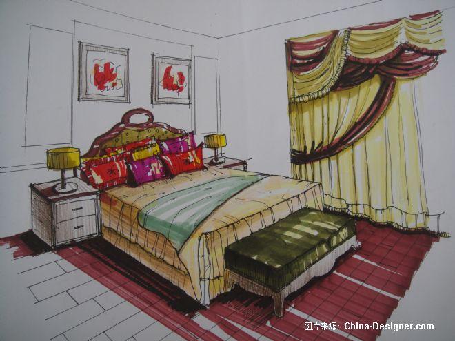 欧式别墅室内装修-张伟的设计师家园:::zhangwei的师