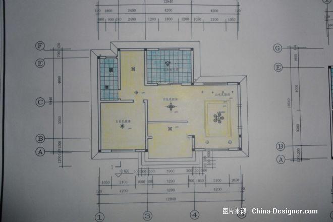 平面图设计图/室内天花设计/天花吊顶手绘平面图/客厅天花吊顶效果图